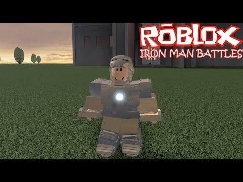 QDB - Roblox Iron Man Battles - Hora da batalha!!! (GAMEPLAY PT-BR)