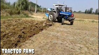 New Holland 5630 vs lemkem mb plough