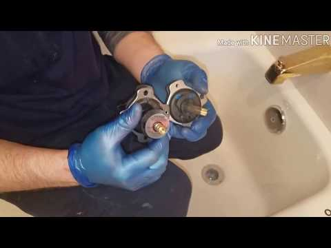 Kholer shower valve repair