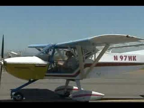 How to fly a small airplane. Part C