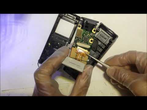 Leica Disto D2 Laser Distance Meter Keypad Fix