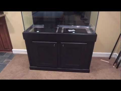 90 gal. Reef Stand Tank Build (part 3)