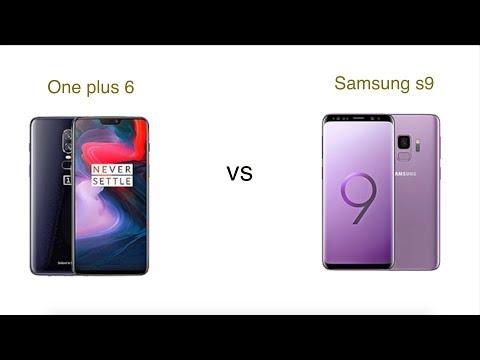 One plus 6 vs Samsung Galaxy s9 Specification Comparison | iSuperTech