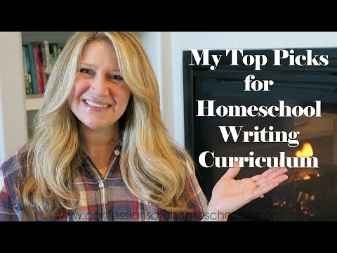 Our Top Homeschool Writing Curriculum Picks