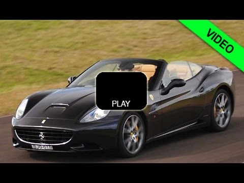 Ferrari California Turbo for rent in Italy, France and Monte-carlo