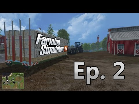 Let's Play Farming Simulator 15 | Ep. 2 - All the Animals