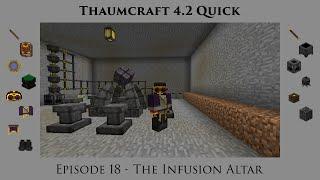 Thaumcraft Quick 4 2 E17 - Infernal Furnace - PakVim net HD