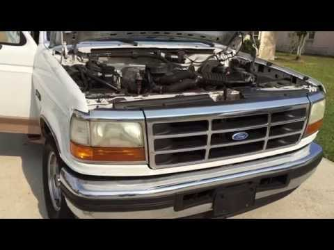 Heater Core replacement 1995 Ford F-150 in 20 minutes