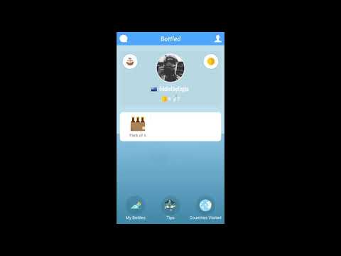 Playing a App like a lets Play | Bottled app