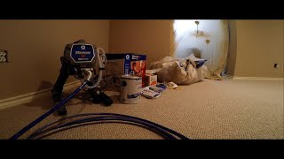 2/3: Cleaning the Harbor Freight paint sprayer system
