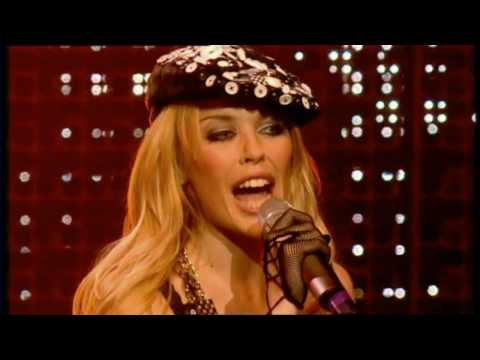 Kylie Minogue - Love At First Sight (Live Body Language 2003)