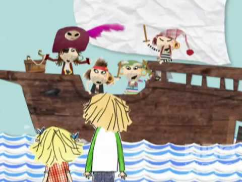 Charlie and Lola - Pirates