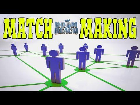 Match Making Changes + DrT Volcano - Boom Beach June 6/2018