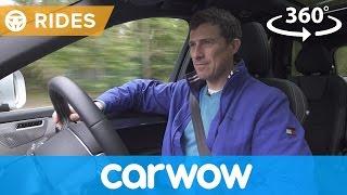 Volvo XC90 SUV 2017 360 degree test drive   Mat Watson Reviews