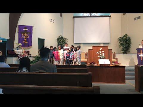 Be A missionary everyday Thiếu nhi HT Orlando, Sunday Oct29-2017