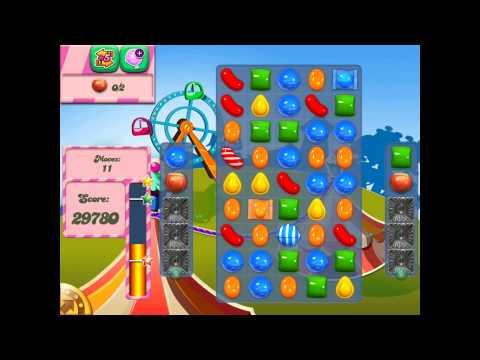 Candy Crush Saga: Level 181 (No Boosters) iPad 4