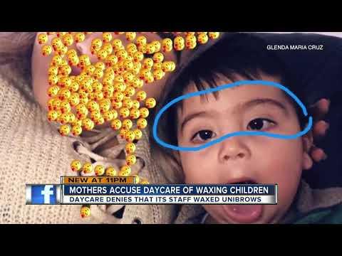 Parents claim Washington daycare waxed toddlers' eyebrows