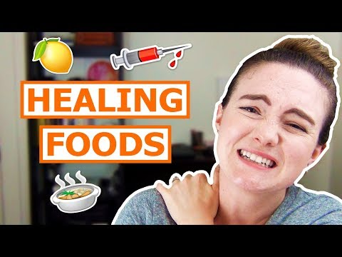 Eating for Healing After Injury or Surgery!