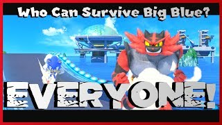 Download EVERYONE Can Survive Big Blue! - Super Smash Bros. Ultimate Video