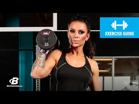 How To Do A Dumbbell Clean and Jerk | Exercise Guide
