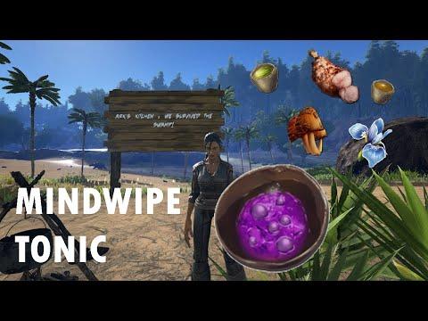 ARK : Survival Evolved || Ark's Kitchen #3 (Mindwipe Tonic tutorial)
