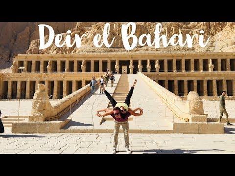 Deir el Bahari - Tips before you go -  Mortuary temple of Hatshepsut - Mortuary temple of Mentuhotep