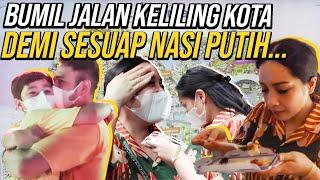 KANGEN NASI DI NEGARA ORANG!!! NAGITA SAMPAI BONGKAR BEKAL DARI INDONESIA...