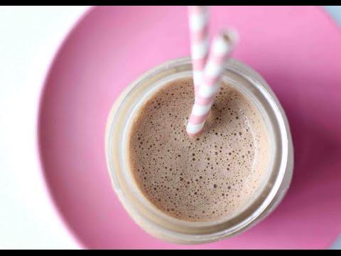 Chocolate Milkshake Recipe - Aha Emi Ruchi