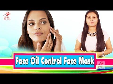 Face Oil Control Face Mask ||1 दिन में ऑयली स्किन से छुटकारा || Oily Skin Care Tips In Hindi