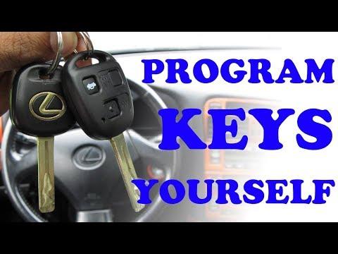 Toyota / Lexus Remote & Immobilizer Key Programming