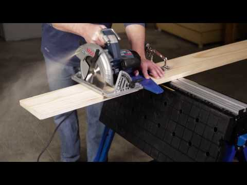 How To Make Square Cut with a Circular Saw