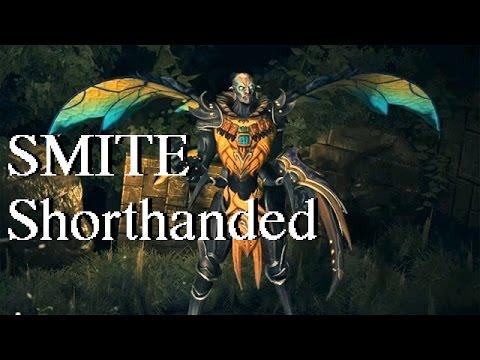 SMITE - Shorthanded