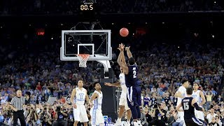 Final Seconds of Every NCAA Basketball Championship Game (2000-2018)
