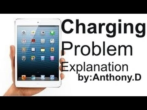 Explanation To IPad Battery (Not Charging) Problem