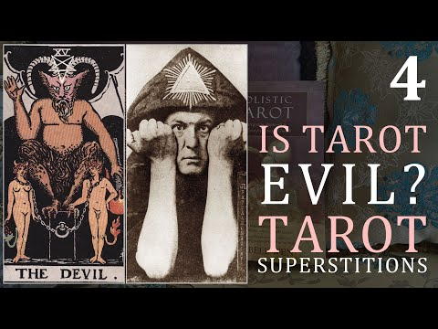 Holistic Tarot Companion Course: 04 Superstitions, Thoth, Theology