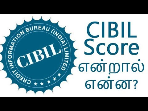 CIBIL Score basic things to know.