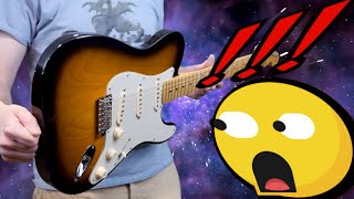 What is this UGLY Thing? | Review + Demo | 2017 Fender Parallel Universe V1 Strat-Tele Hybrid