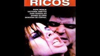 Chicos Ricos (2000 / Dir. Mariano Galperín, con Victoria Onetto) Película Completa