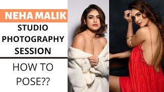 Neha Malik Hot Photoshoot | Female Model Actress Poses For Glamorous  Photoshoot | Punjabi Actress