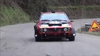 8° Historic rally Vallate Aretine 2018 Pure Sound