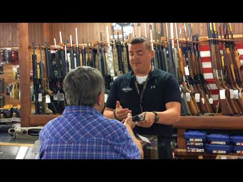 Handguns 101: Learn which one might be best for you