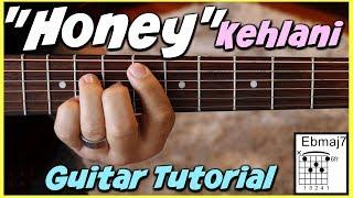Download Kehlani - Honey *GUITAR TUTORIAL* Video