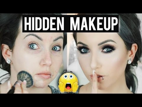 HIDDEN DRUGSTORE MAKEUP! First Impressions