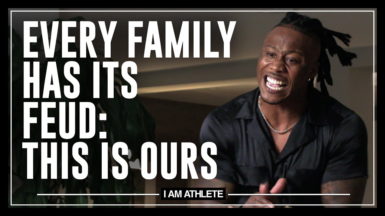 Every Family Has Its Feud: This Is Ours   I AM ATHLETE w/ Brandon Marshall, Chad Johnson & More