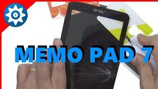 ASUS MeMO Pad 7(ME176) wipe data(factory reset) system recov