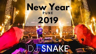 DJ Snake @Live At Sunburn Festival (New Year Event 2019)