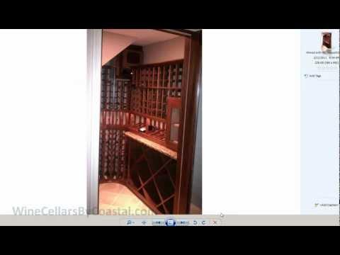 Custom Wine Cellar Baltimore Maryland