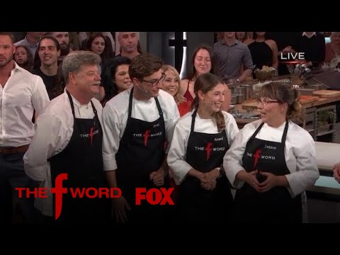 Gordon Talks To Both Teams About Their Culinary Traditions   Season 1 Ep. 8   THE F WORD