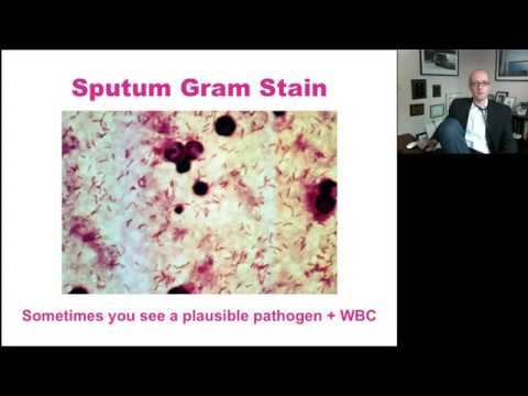 Pneumonia Diagnosis and Who [UndergroundMed]