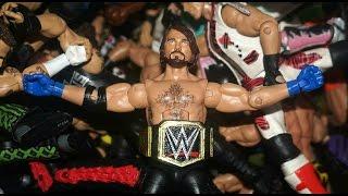 THE FIRST ELITE AJ STYLES! (WWE Mattel AJ Styles) MAIL CALL 62